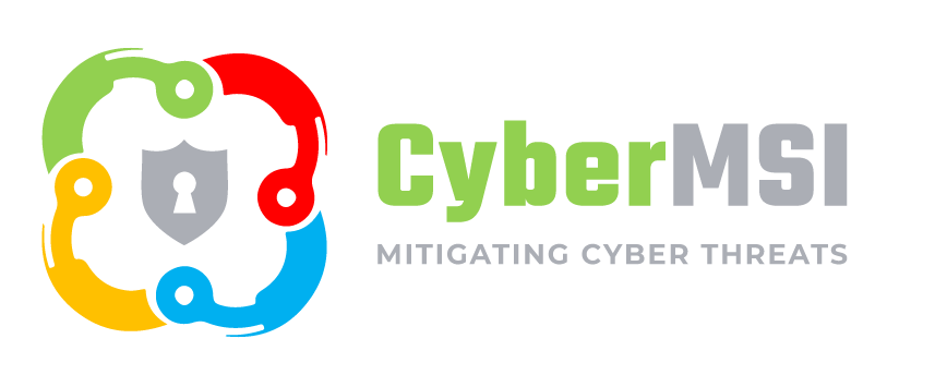 Managed IT Cybersecurity Services - CyberMSI Logo